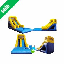 MANZHOU Commercial Water Slide Adult Giant Inflatable Water Slide For Adult Slide
