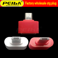 Universal usb to micro usb plug otg usb cable phone components from china