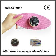 Touch Massage Therapy Mini massager electric wireless YK-U168