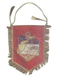 custom decorative souvenir pennant