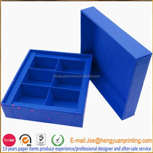 Fancy Paper folding candy box dividers for wedding CH579