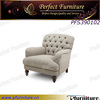 High end linen fabric sofa furniture design for living room made in Foshan.