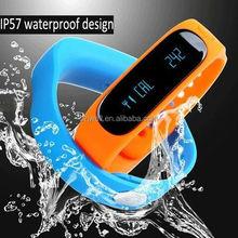 silicone waterproof bluetooth smart watch e02 bracelet monitoring smart bracelet heart rate of sport online shopping