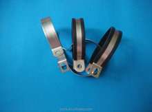 circle stainless steel pipe clamp Model:R10mm