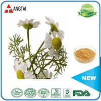Manufacturer Supply 100% Natural Apigenin Extract Powder / Chamomile Extract 98%