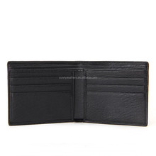 hot selling men wallet pu leather , custom wallet for men