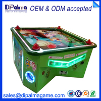 Coin operated game machines 4P air hockey