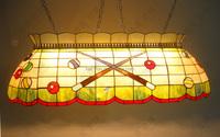 HALF BILLIARDS Shadowless Pool Table light