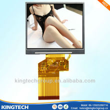 3.5 inch touch screen lvds 320X240