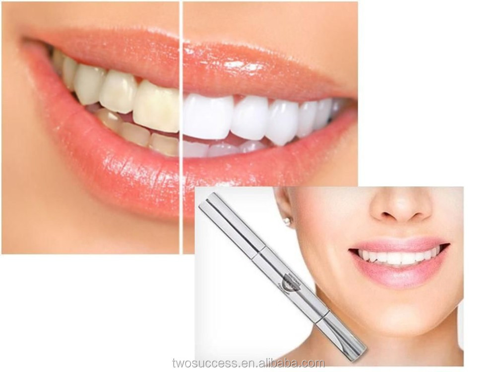 Whitening PeroxideNon Peroxide Home Tooth Whitening Silver Pen