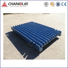 Hot Sale Vacuum Casting Jaw Plate for Harsh Mine Condition