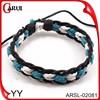 Brighton jewelry wholesale bracelet cuff bracelet men jewelry korean woven bracelet