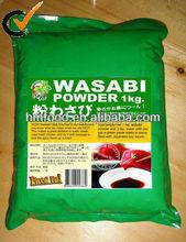 puro in polvere di wasabi