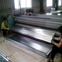 SGCH Galvanized Corrugated Steel Sheet For Container