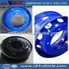 22.5 inch steel wheel black /blue colors rims for heavy duty truck