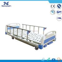 YXZ-C-003B Cheap 3 crank adjustable manual hospital bed for sale