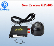 Real-time Global Tracking Vehicle GPS Tracker TK105 with APP/WEB Tracking Platform