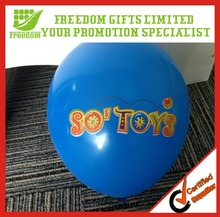 Most Popular Logo Printed Promotional Rubber Balloon