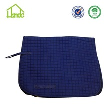 100% turnout cotton saddle pad for horse