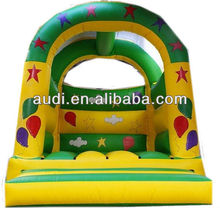 balloon&star theme Child/Adult inflatable bouncer/Bouncy Castle/inflatable castle/with fitted raincover