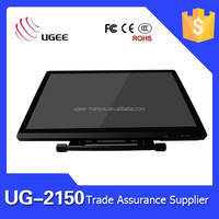 Ugee UG2150 21.5 inch touch screen graphic drawing monitor for designer