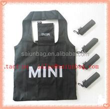 Yiwu factory Folding Shopping Tote Eco Reusable Recycle Bag