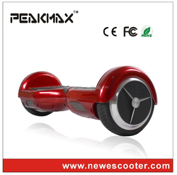 cheap price 6.5inch Standing Red electric unicycle mini scooter
