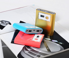Professional Factory Supply New Trend New Style Unversial Portable USB Mobile Phone Power Bank 8800mAh