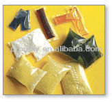 Water soluble packaging bag of fertilizers and pesticide