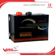 6000W solar inverter.PV supply change to Grid power automatic