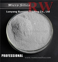 SIO2 85%min light grey densified micro silica fume hot selling to Pakistan