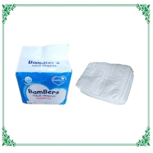 High Absorbency adult nursing incontinence diapers pads