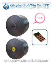 DIN W NN/Nylon rubber conveyor belts for paper mill