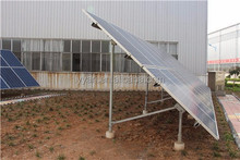 solar tracking,pv bracket, solar panel mounting system
