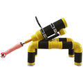 nuevo diseño de certificado ce juguete adulto del sexo consolador de la máquina para las mujeres