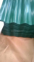 China villa building material colorful stone coated steel roofing sheet/roof tile