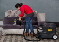 Small portable sofa cleaning machine