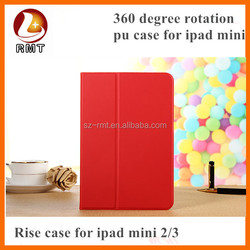image case for ipad air case for ipad mini case with PU leather case
