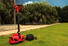 Foldable mini electric scooter lithium battery personal transport vehicle
