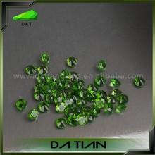 Natural gemstone fancy oval shape loose beads Diopside