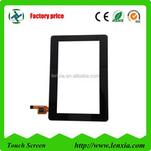 Dongguan factory 4.3 inch capacitive touch screen with I2C interface