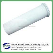 Aluminium titanate /silicate riser tube for aluminum low pressure die casting