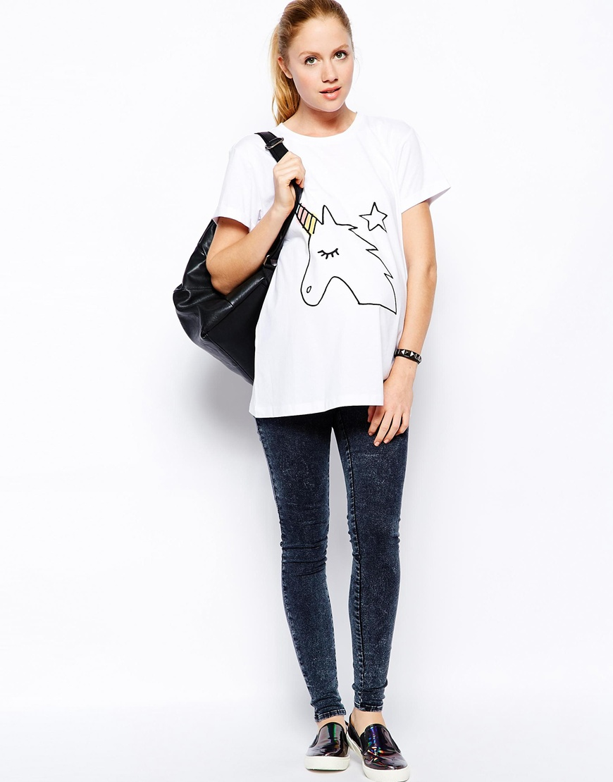 casual wear for with unicon print buy
