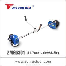 China supplier ZOMAX brush cutter gear head