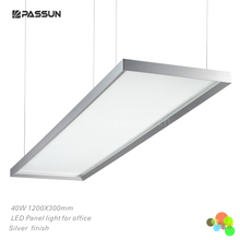 indoor led hanging panel light 40W for office used