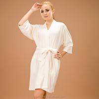 picture woman usa sex sex white kimono terry bathrobe soft and healthy dresses for women