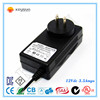 Wall mounted adapter power supply 12v dc 3.5a 42W