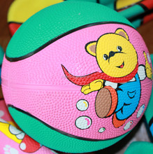 Modern new products wholesale colorful baby basketball