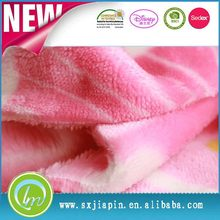 China excellent quality thick thermal custom printed 100%polyester flannel fleece blankets fabric