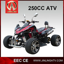 250cc 4 wheeler street legal quad atv bike